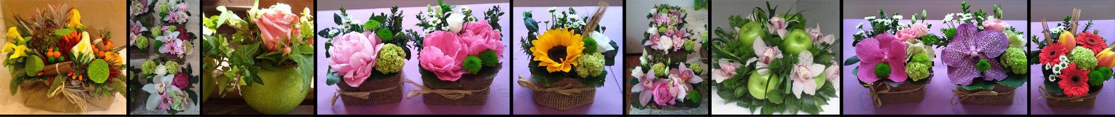 pichi fiori e piante e composizioni floreali artigianali